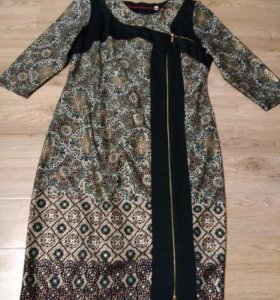 Новое платье 56 размер.