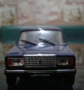 Машинка, Ваз 2107 жигули
