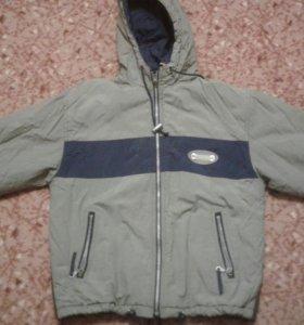 Куртка на мальчика 12 лет