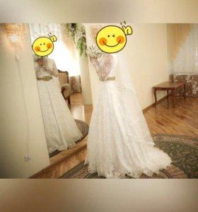 Прокат национального свадебного платья