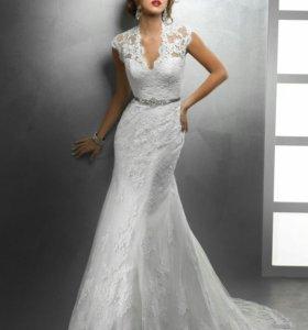 НОВОЕ свадебное платье Suri