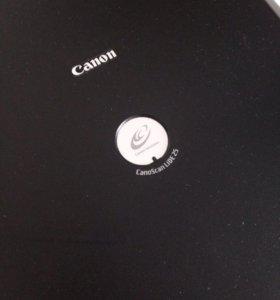 Сканер Canon