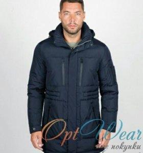 Новая! Зимняя куртка,р-р 48