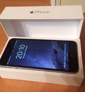 iPhone 6 Plus, 16 Gb
