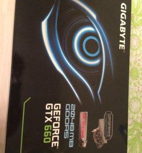 Gigabyte NVIDIA GeForce GTX 660