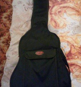 Гитара электро-акустика
