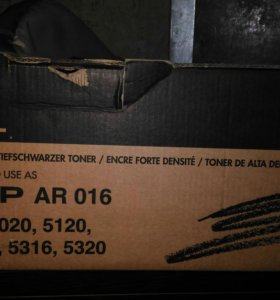 Картридж Sharp AR 016