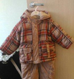 Детский костюм демисезонный