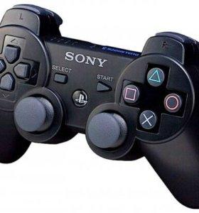Джойстики  Dual shock 3 на PS3