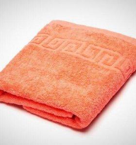 Махровое полотенце новое