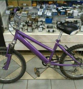 Велосипед на 20ых колёсах