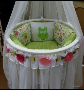 Замечательная кроватка