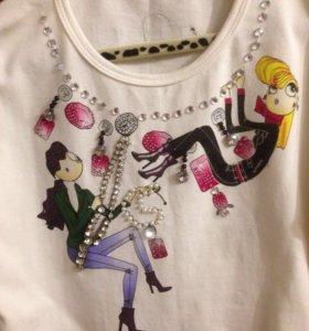 Новая футболка Artigli
