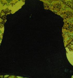 овечьи кожа чёрного цвет 1щт