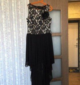 Красивое платье:)