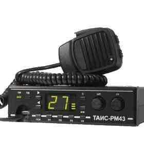 Продам автомобильную радиостанцию ТАИС РМ 43