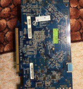 Графический процессор видеокарта GeForce 9600 GT