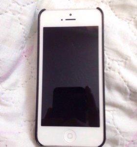 iPhone 5. Память 64 гигов.