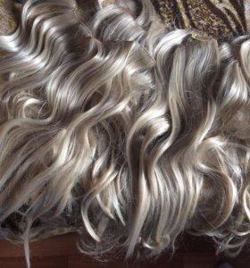 Волосы искусственые