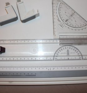 Чертежная доска а3 Rotring с папкой.