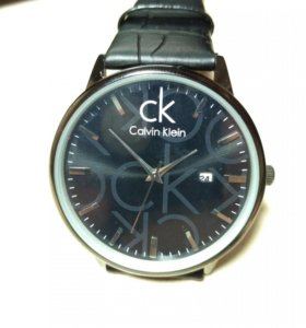 Наручные кварцевые часы Calvin Klein