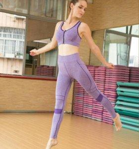 Костюм для фитнеса, йоги