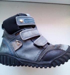 Ботинки Экко б/у 27размер