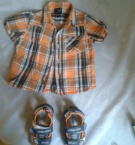 Вещи для ребенка 1-2 лет