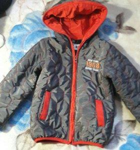 Куртка на 4-5лет