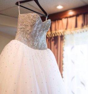 Свадебное платье + 🎁4 подарка🎁