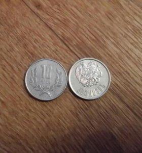 Монета Армении