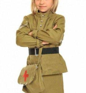 Костюм солдаточка