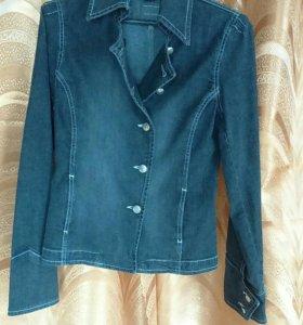 Пиджак - куртка новый