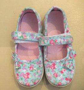 Туфли мазекея