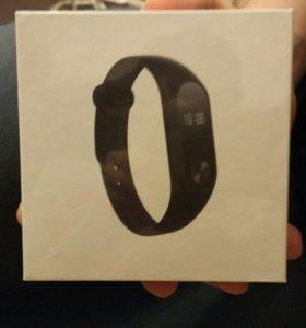 Новый Xiaomi mi band 2