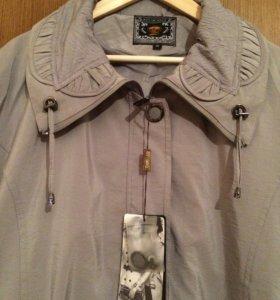 Куртка новая 58 р-р