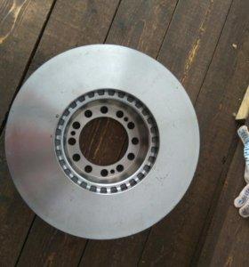 Тормозные диски ман