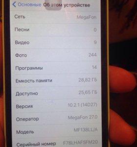 Айфон 5с 32