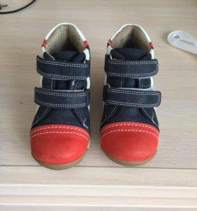 Детские ботиночки ortopedia