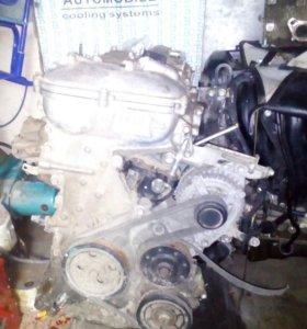 Двигатель на тойоту аурис 1.6