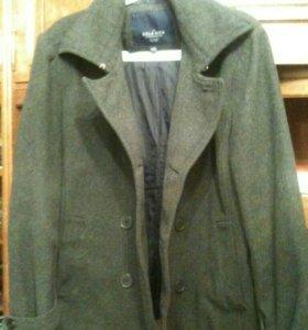 Пальто мужское Sela Men