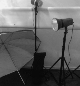 Фотооборудование свет для фотостудии