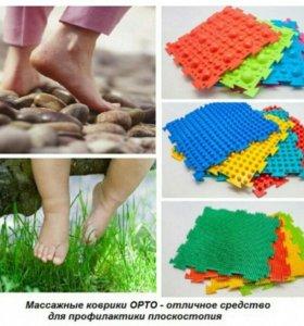 Ортопедические коврики