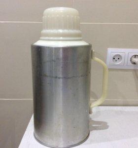 Термос. СССР. Для питьевой воды.