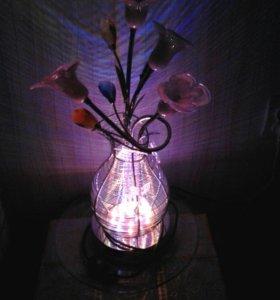 Настольная лампа 5 режимов
