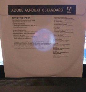 Adobe Acrobat X Standart
