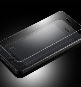 Cтекло на IPhone 4,4s,5,5S,5c,6,6s,6+,6s+,7,8, Х