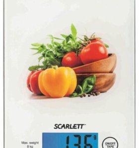 Весы Scarlett SC 1217
