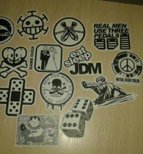 Sticker's