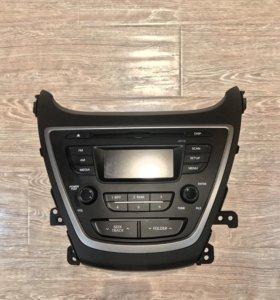 Магнитола оригинальная Hyundai Elantra V